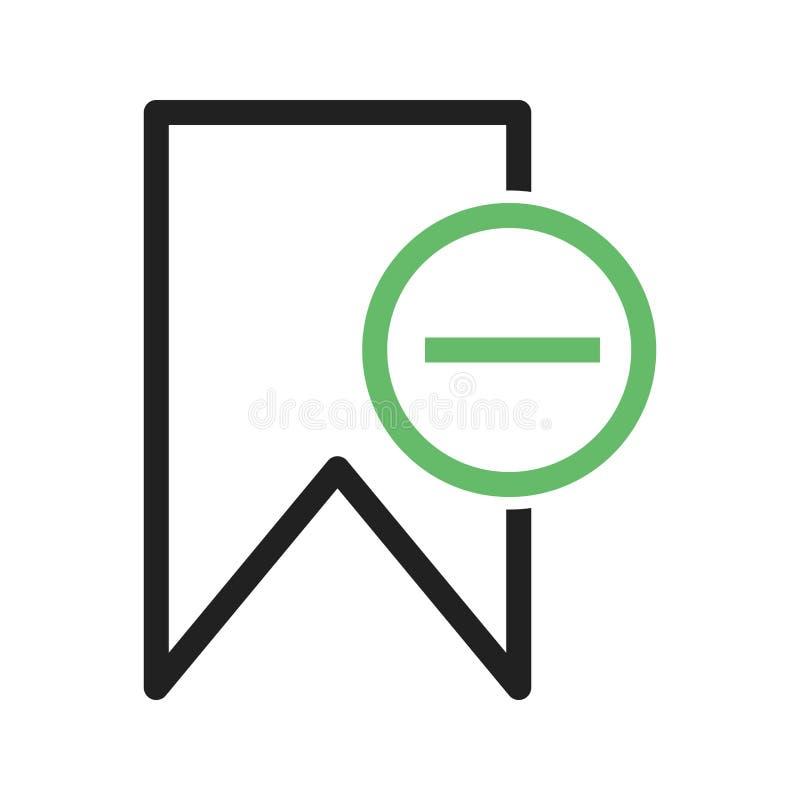 Schrap Referentie royalty-vrije illustratie