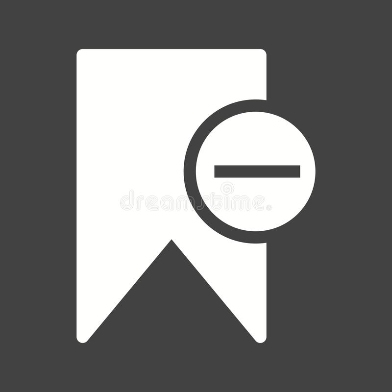 Schrap Referentie vector illustratie