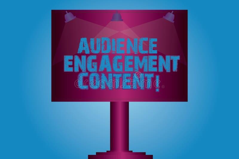 Schreiben des Anmerkungsvertretung Publikums-Verpflichtungs-Inhalts Geschäftsfoto Präsentationsc$konzentrieren auf wünscht vom Fo stock abbildung