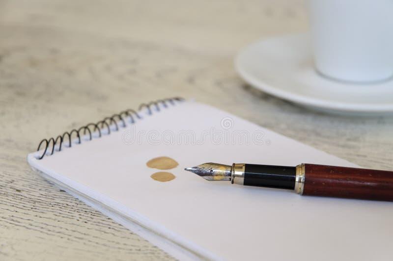 Schreiben Sie mir einen Brief stockfotos