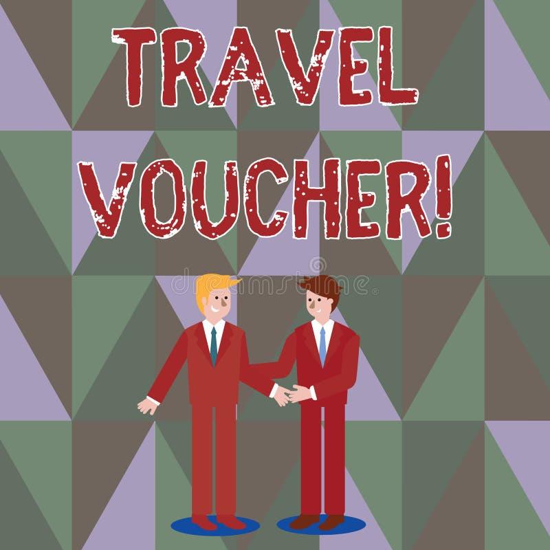 Schreiben von Anmerkungsvertretung Reisegutschein Geschäftsfoto, das kommerzialisierbaren Transaktionstyp wert einen bestimmten G lizenzfreie abbildung
