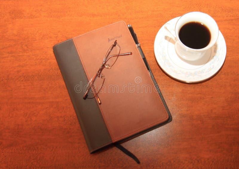 Schreibens-Ausrüstung lizenzfreie stockfotografie