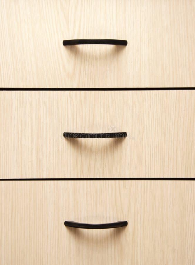 Schreibtisch-Fach (geheimes Speicherkonzept) stockbilder
