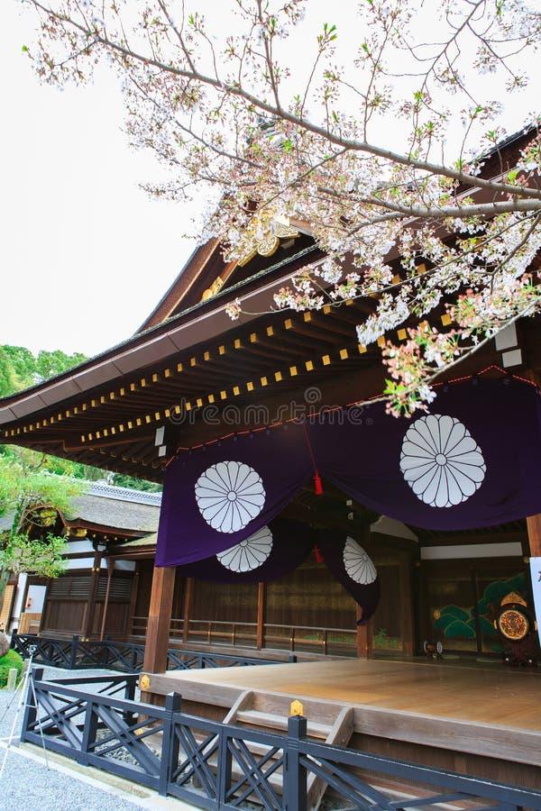 Schrein Fushimi Inari, Kyoto lizenzfreie stockfotografie