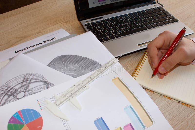 Schritte zum Eröffnen eines Geschäfts Erfolgreiche Hauptgeschäftsideen stockfoto