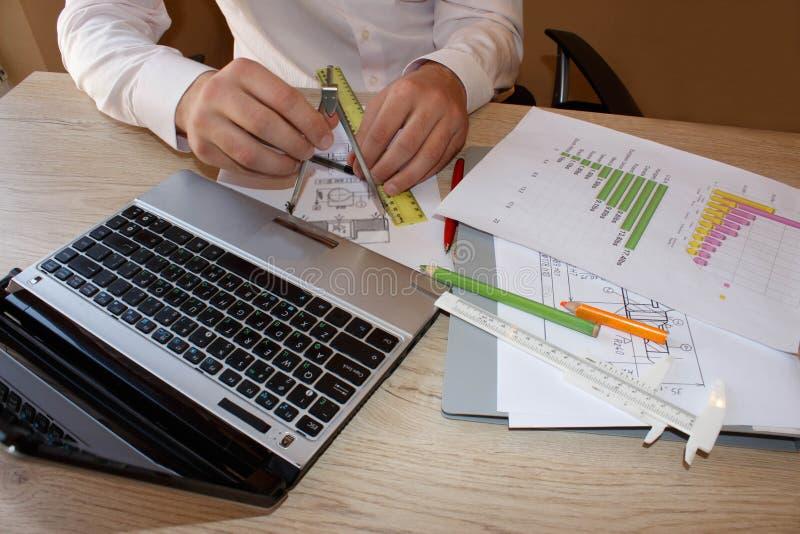 Schritte zum Eröffnen eines Geschäfts Erfolgreiche Hauptgeschäftsideen stockbilder