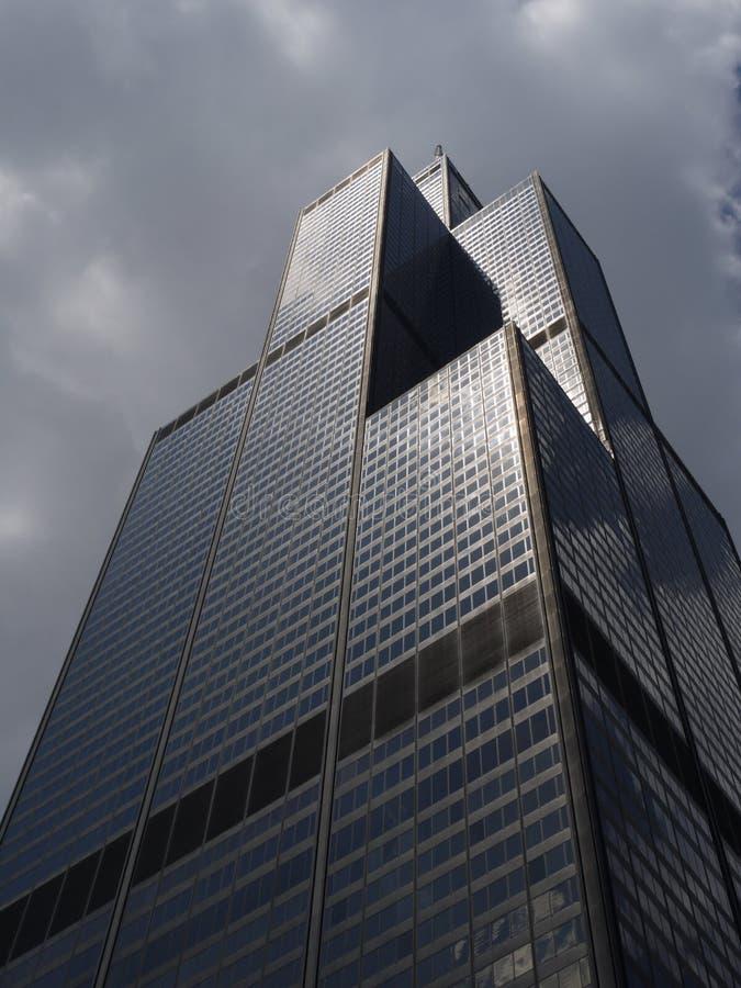 Schroeit Toren Willis in Chicago, Illinois stock foto