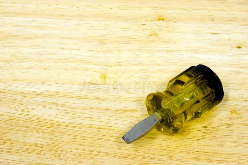 Download Schroevedraaier stock foto. Afbeelding bestaande uit handig - 40806