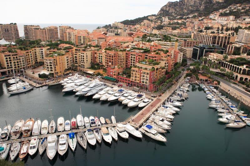 schronienie Monako zdjęcie royalty free