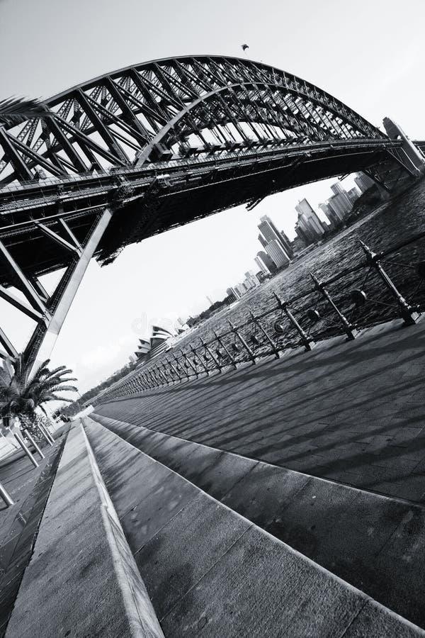 Schronienie Most zdjęcia stock