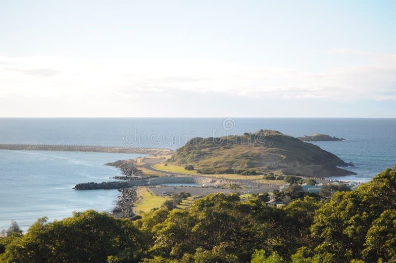 Schronienie wyspa zdjęcia royalty free