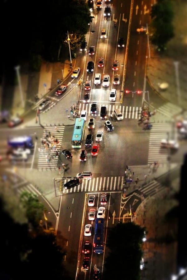 Schrumpfend Städte stockbilder