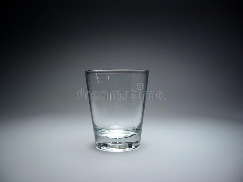 Schußglas lizenzfreies stockbild
