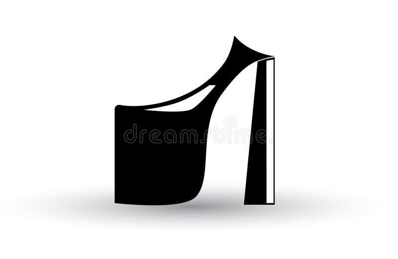 Download Schuh vektor abbildung. Illustration von kleidung, menschlich - 9091463