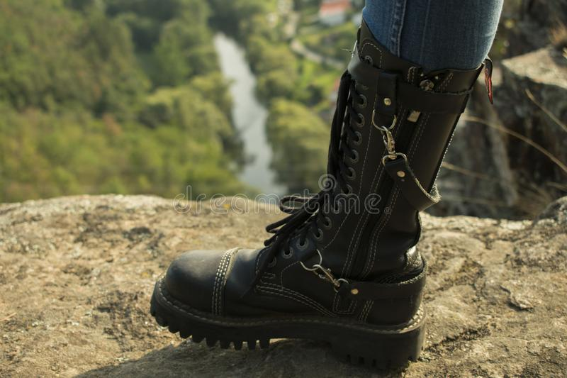 Schuhe stockbilder