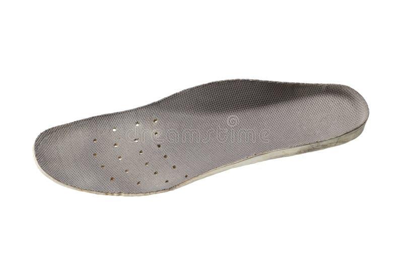 Schuheinlegesohle stockbilder