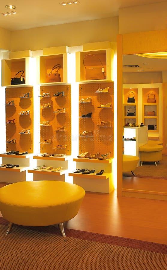 Schuhsystem lizenzfreies stockbild