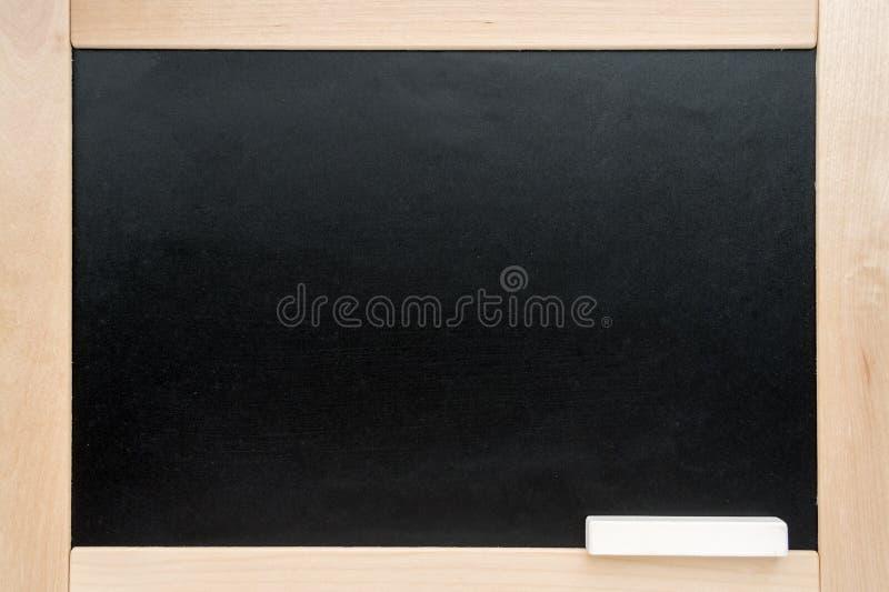 Schulbeh?rde in einem Holzrahmen tafel lizenzfreie stockfotos