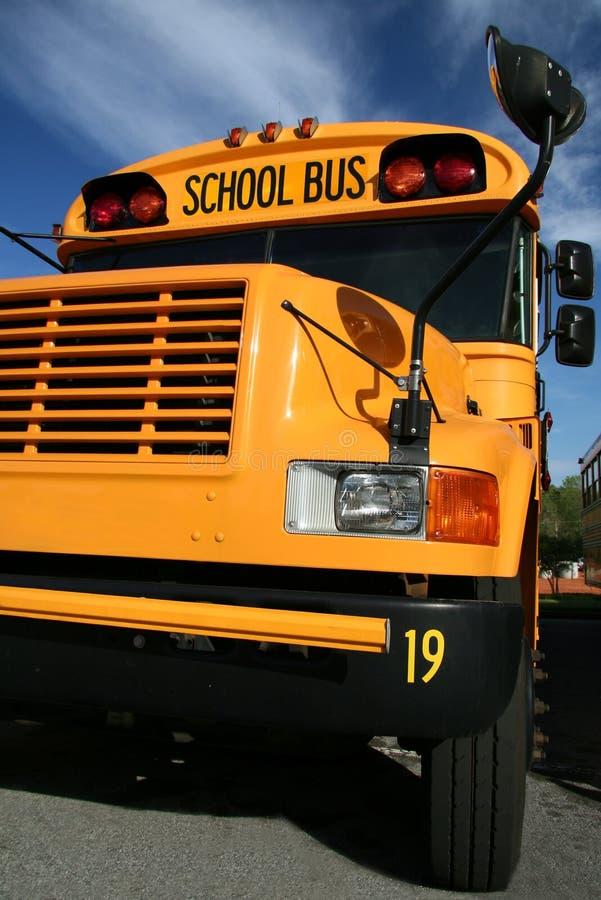 Schulbus-Serie - 5 lizenzfreies stockfoto