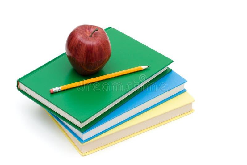 Schule-Arbeit lizenzfreie stockfotos