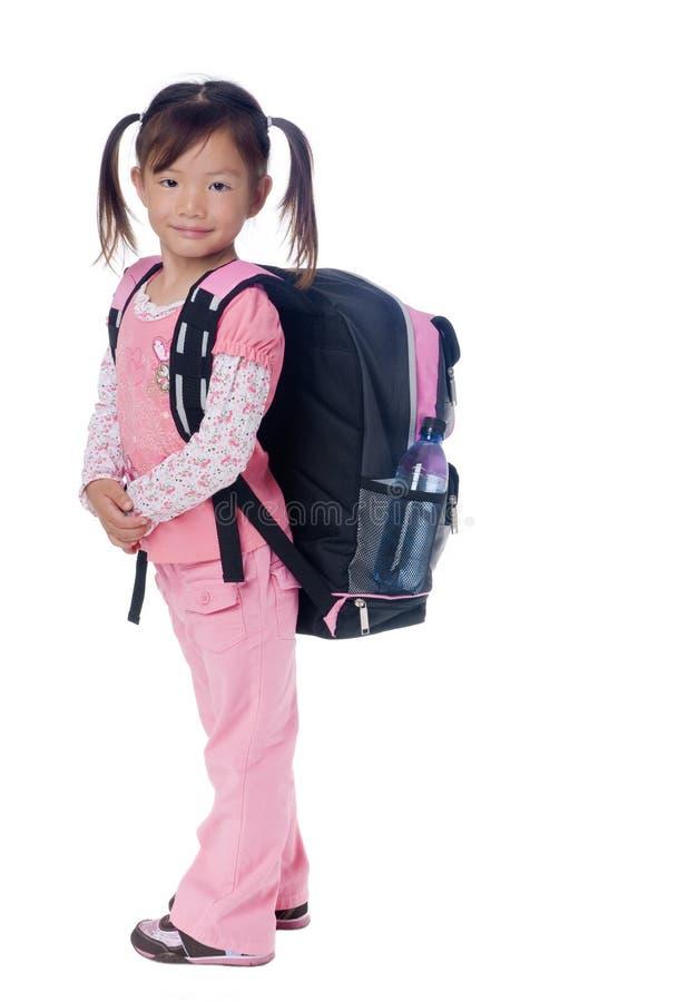 Schule-Mädchen lizenzfreie stockbilder