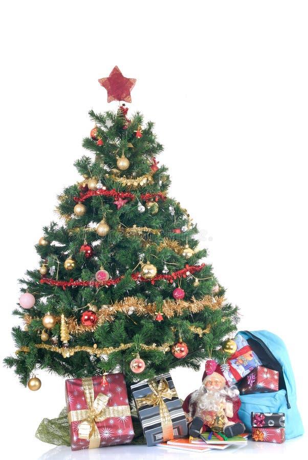 Schuleferien, Weihnachtsbruch lizenzfreie stockfotos