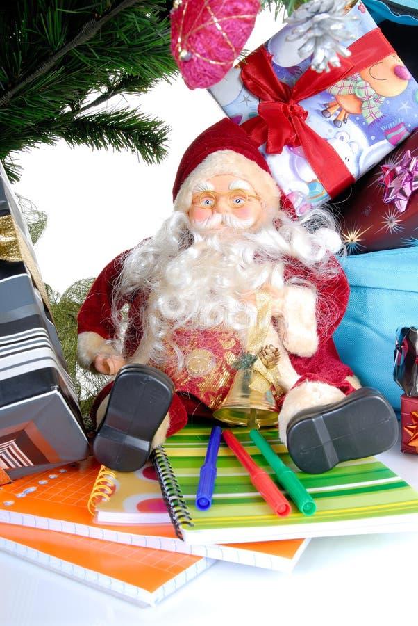 Schuleferien, Weihnachtsbruch lizenzfreie stockfotografie