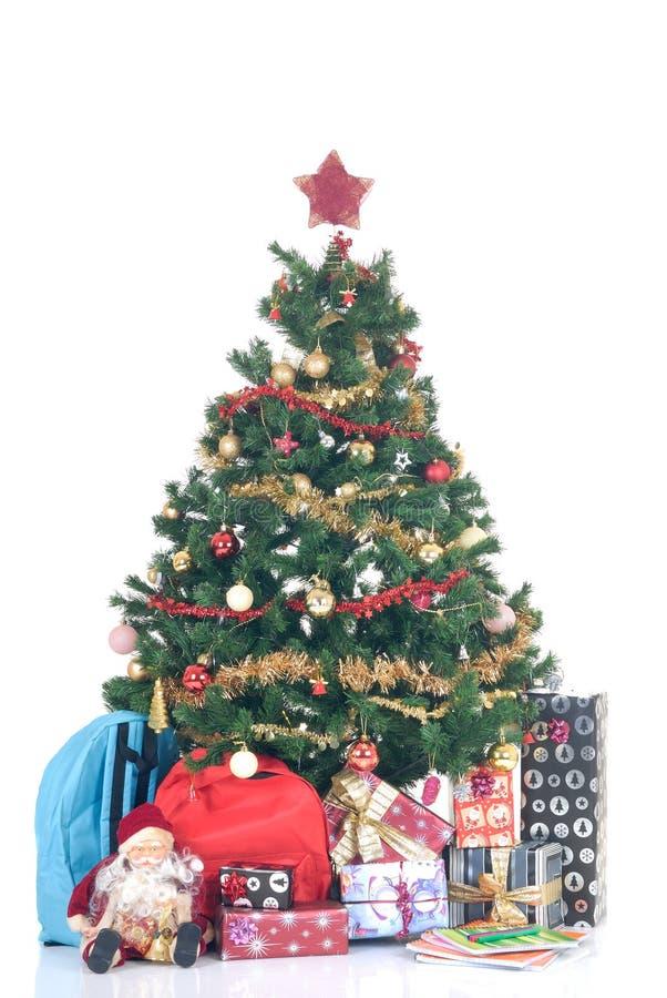 Schuleferien, Weihnachtsbruch lizenzfreies stockbild