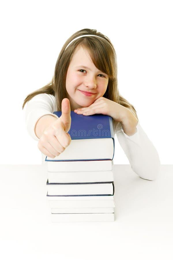Schulmädchen stockbilder