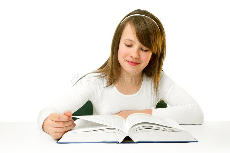 Schulmädchen lizenzfreie stockbilder