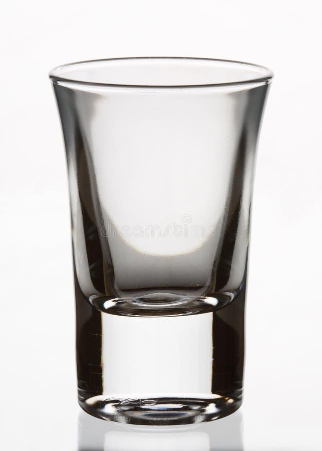 Schuss-Glas lizenzfreie stockfotos