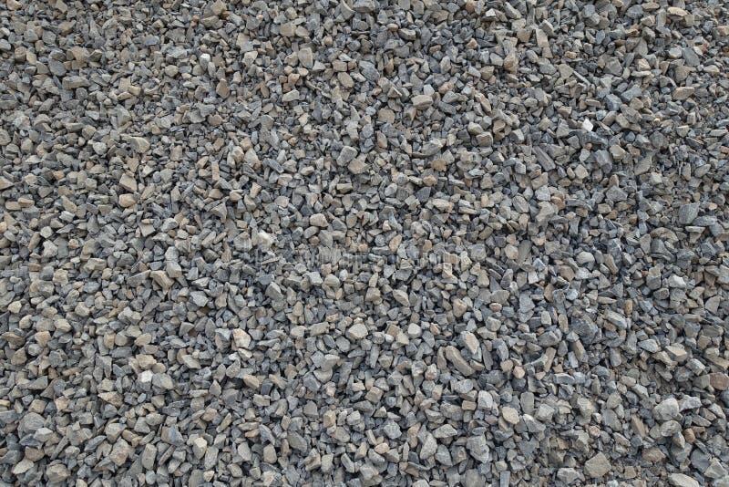 Schuttbeschaffenheit u. x28; stones& x29; als einfache Technologie stockfotografie