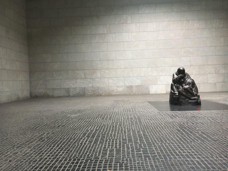 Schutz-Turm - Berlin stockfotos