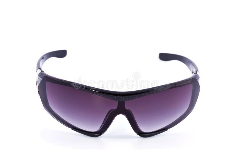 Schutzbrillen für das Skifahren, getrennt lizenzfreies stockbild