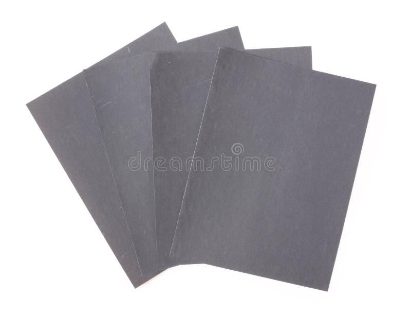 schuurpapier royalty-vrije stock foto's