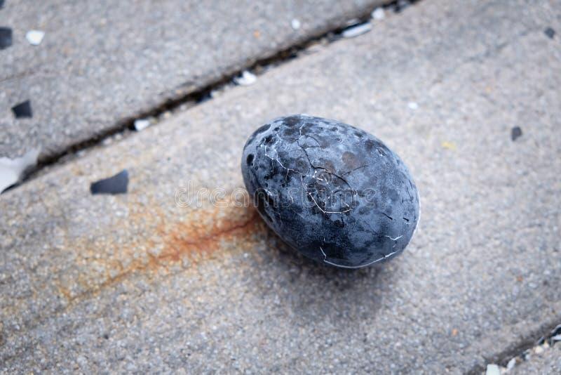Schwarzes Ei