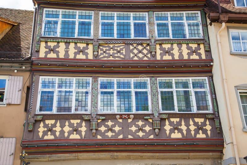 Schwaebisch Hall, Germany royalty free stock photo