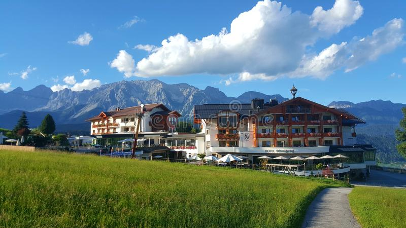 Schwaigerhof - Styria fotografia de stock