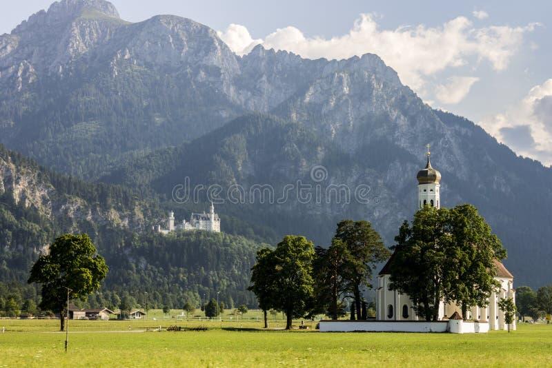 Schwangau, Alemania imágenes de archivo libres de regalías