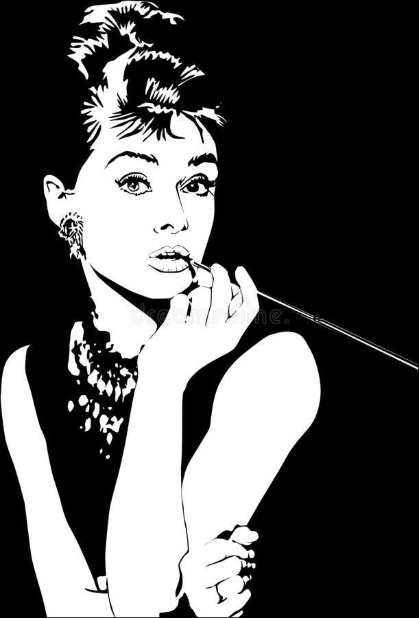Schwarz, Schwarzweiss, Kunst, Person stockbild