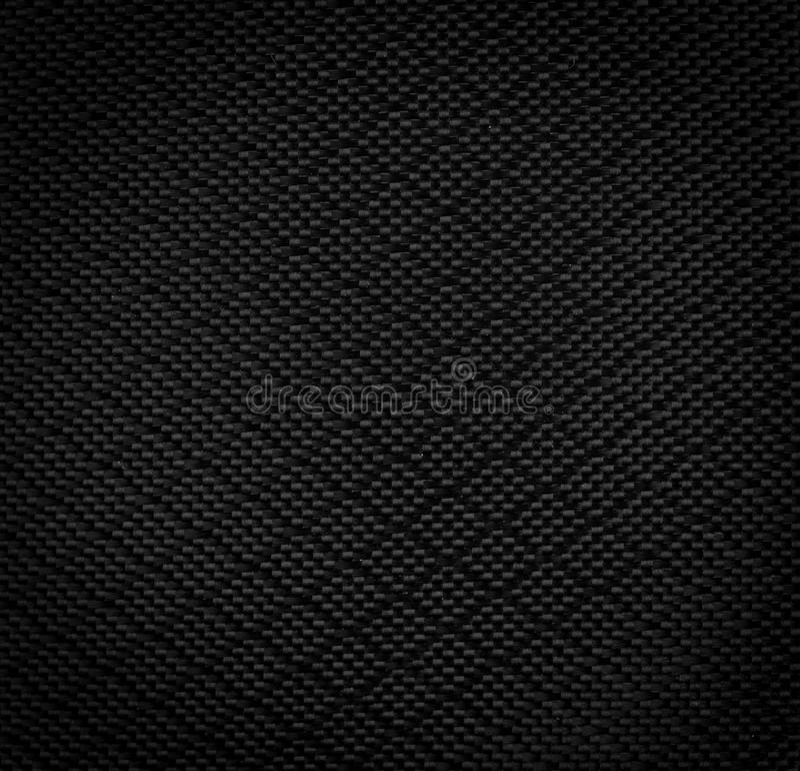 Schwarze Faser-Beschaffenheit lizenzfreie abbildung