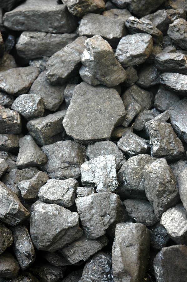 Schwarze Kohle stockfotografie