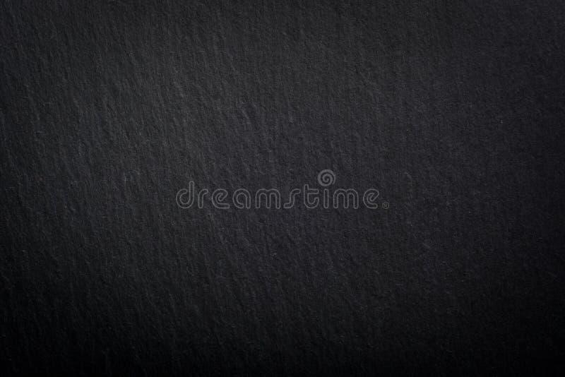 Schwarze leere Schieferplatte lizenzfreie stockbilder