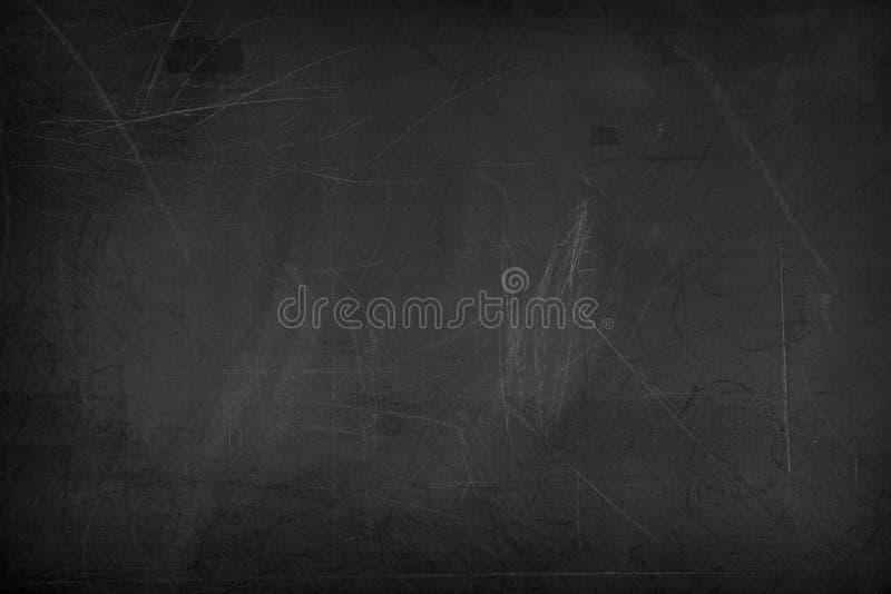 Schwarze leere Tafel für Hintergrund stockbilder