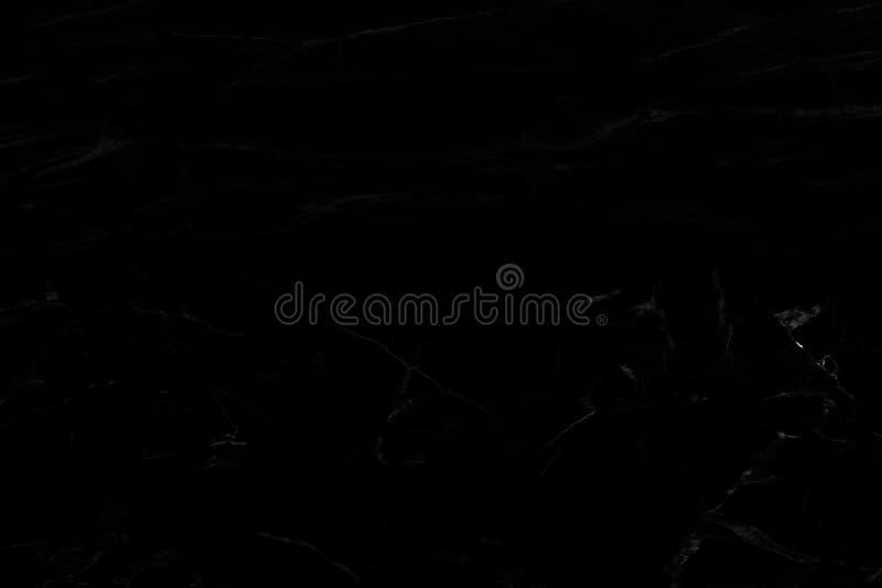 Schwarze Marmormusterbeschaffenheit für Hintergrund für Arbeit oder Design lizenzfreie stockfotografie