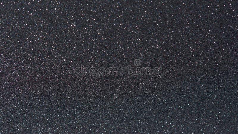 Schwarze Mattoberfläche stockbilder