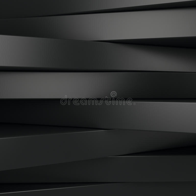Download Schwarze Panels stock abbildung. Illustration von muster - 26372422