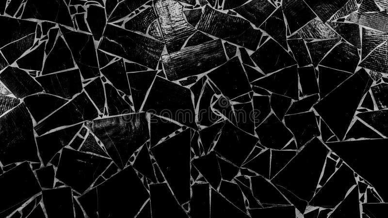 Schwarze Platten stockbilder