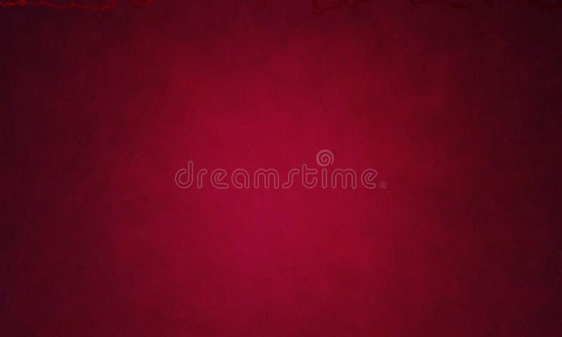 schwarze rote Farbe, die zum Entwurfshintergrund einzigartig ist stockbild