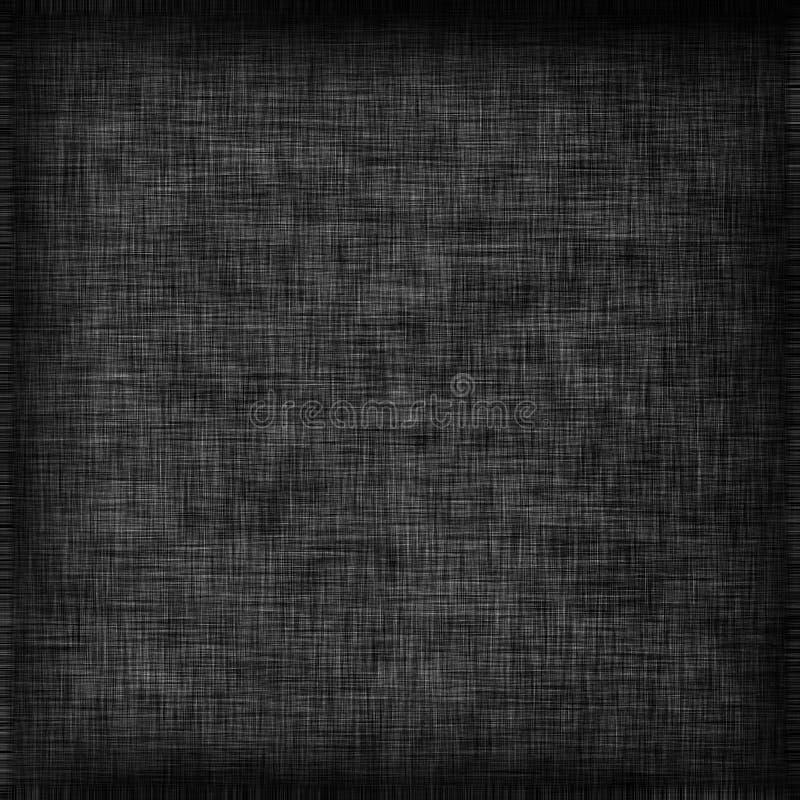 Schwarze Segeltuchbeschaffenheit oder -hintergrund stockfotos